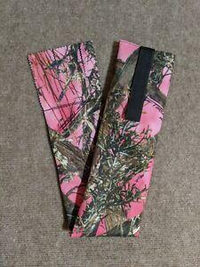 Pink Camo Cordura Horse Tail Bag