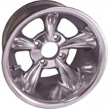 Set of 4 Golf Cart 12x7 Polished Godfather Wheel with 2:5 Offset