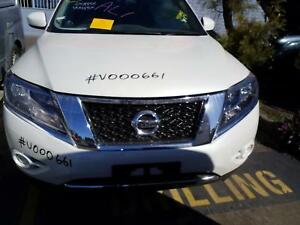 NISSAN PATHFINDER R52  WRECKING PARTS 2016 ## V000661 ##