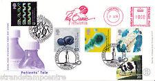 1999 pazienti-Roy Castle cancro ai polmoni mm-Londra HS-raddoppiato 1999 DNA problema!