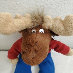 "Tommy Moose 14"" Fraternity Purr Fection MJC Plush"