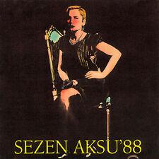 SEZEN AKSU - 88  - CD NEU ALBEN