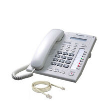 Panasonic KX-T7665 Digital Phone in White