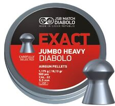 JSB exact Jumbo lourd.22 pellets ft HFT exacts
