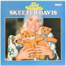 Skeeter Davis, The Versatile  Vinyl Record/LP *USED*