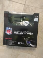 Remote Control Helicopter NFL helmet copter New York Jets NEW NIB