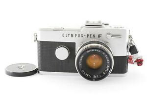 [Exc ++] Olympus PEN F  w/ F.Zuiko Auto-S 38mm f1.8 Lens   from Japan