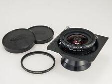 Schneider Super-Angulon XL -120° 47mm f/5.6 MC Large Format Lens in Copal