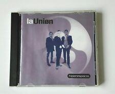 LA UNION - HIPERESPACIO - ÁLBUM - 1996 - POP ROCK SPAIN - 11 CANCIONES - WARNER