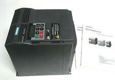 * NIB Siemens MicroMaster AC Drive MM150/2 Cat# 6SE9216-8CB40 . HP, 3Ph . VH-22