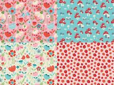 ENCHANTED FOREST - by Camelot Fabrics 100% cotton patchwork fabric