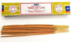 Satya Nag Champa Incense Sticks - Buy 6 Get 6 Free - Huge Variety - Free Ship!!