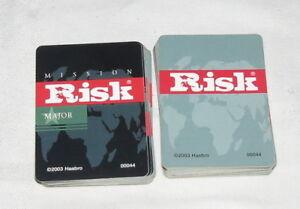 Risk Global Domination 2003 Part Cards 72