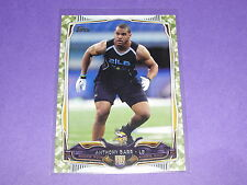2014 Topps ANTHONY BARR #413 Camo Rookie SP/399 Minnesota VIKINGS - UCLA Bruins