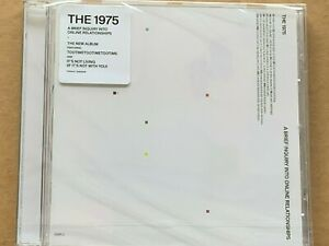 A Brief Inquiry Into Online Relationships by The 1975 CD New & Sealed