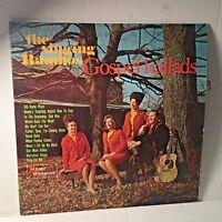 The Singing Rambos Gospel Ballads Dottie and Reba OOP Gospel Album Heart Warming