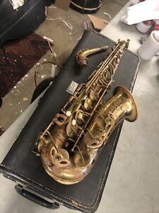 1974 Selmer Mark VI alto Saxophone Nice original shape Classsic Vintage Vibe 220