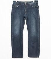 Marlboro Classics Jeans Regular Straight Stretch Mens Size W34 L32