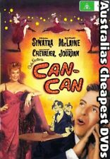 Can-Can DVD NEW, FREE POSTAGE WITHIN AUSTRALIA REGION ALL