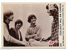 1966 The MONKEES (20) Raybert Production Inc. Trademark of Screen Gems Inc