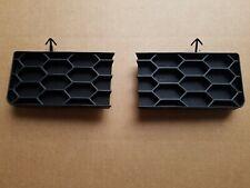 2PC Set 2004-2006 SCION XB Front Bumper LEFT & RIGHT Lower Bottom Grille Insert