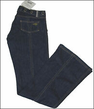 "Women's Oakley Jeans Industrial Stretch Denim W27"" L32"" Uk8"