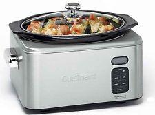 Cuisinart 6.5ltr Programmable Slow Cooker RRP $199.95