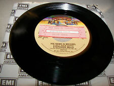 Stephanie Mills His Name Is Michael / Pilot Error 45 VG+ Juke Box