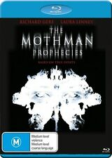 The Mothman Prophecies (Blu-ray, 2016) New, ExRetail Stock (D145)
