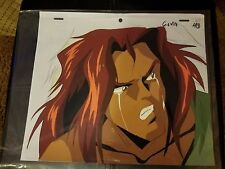 Bam Box Street Fighter Animation Cel w/ C.O.A.