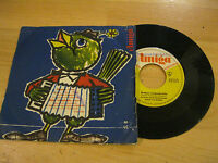 "7"" Single Sieben Liebesbriefe Kolibris Die Blue Diamonds Amiga Vinyl 450226 DDR"