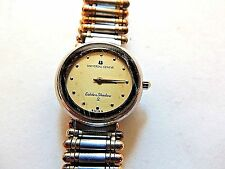 "Vintage Classic Universal Geneve ""Golden Shadow"" Swiss Quartz Ladies Watch"
