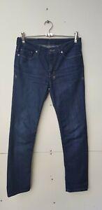 Ksubi ~ Women's Super Skinny Jeans sz 27 Colour Tight Arse Indigo