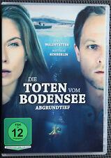 Die Toten vom Bodensee: ABGRUNDTIEF (5. Film der Krimiserie) - DVD - Waldstätten