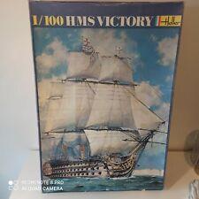 1/100 HELLER 897 HMS VICTORY (1979)