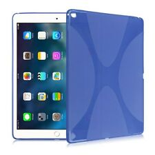 Funda Protectora Silicona Xline Azul para Apple iPad Pro 10.5 2017