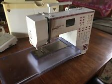 Sewing machine Bernina Biltiozo virtuosa 153 QE quilter edition