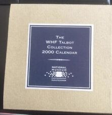 FOX TALBOT Calendar 2000 - Museum Of Photography, Film & Television