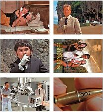 The Man With The Golden Gun James Bond 007 POSTCARD Set