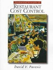 Fundamental Principles of Restaurant Cost Control