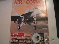 **a Air & Cosmos n°1543 Moteurs Aéronautiques / Le Waverider / Gulfstream G-V