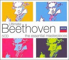 Ultimate Beethoven [5 CD Box Set], New Music