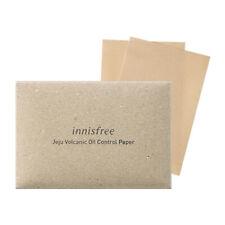 [Innisfree] Jeju Volcanic Oil Control Paper 50 Sheets / Beauty Tool
