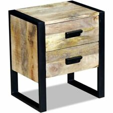 Other Wood Vintage/Retro Square Side & End Tables