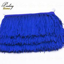 10yds/lot 9cm Chainette Fringe Dance Costume Lamp diy Curtain Tassel Lace Trim