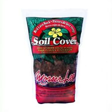 Mosser Lee 1.5 Qt. Red Lava Rock Soil Cover top layer for Bonsai plantings New