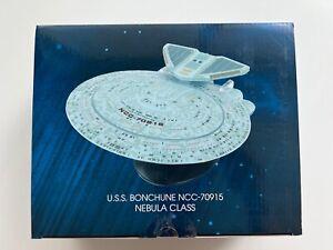 Star Trek Eaglemoss XL 26 USS Bonchune NCC-70915 (Nebula Class) *Factory Sealed*