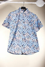 Unbranded Men's Floral Collared Casual Shirts & Tops