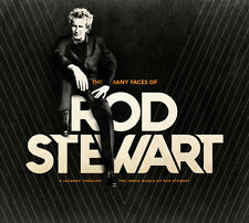 Many Faces Of Rod Stewart - 3 DISC SET - Many Faces Of Rod Stewa (2017, CD NEUF)