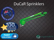 "NEW DuCaR Green 100 - 2"" Full & Part Circle Gear Drive Rain Gun Sprinkler Head"